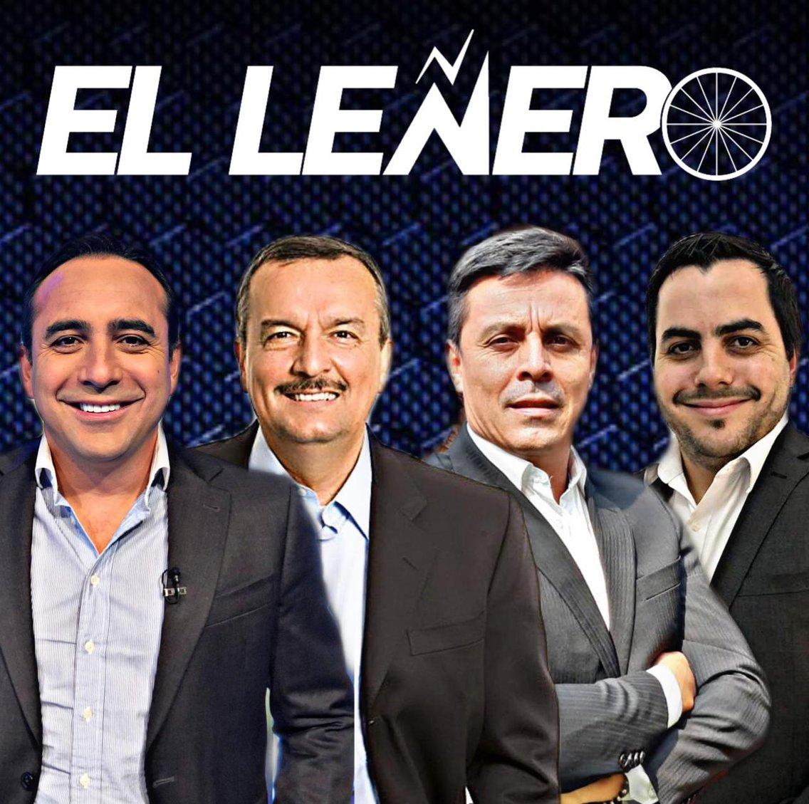 El Leñero - Cover Image