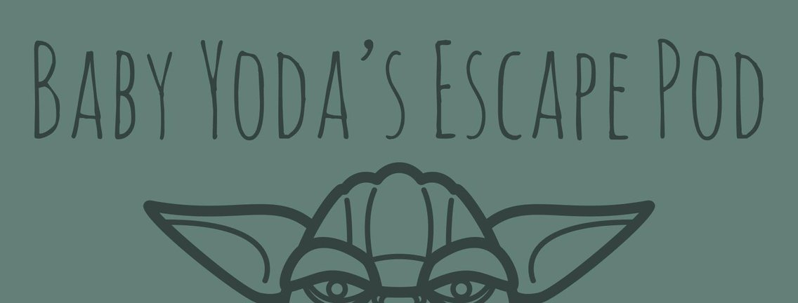 Baby Yoda's Escape Pod - Cover Image