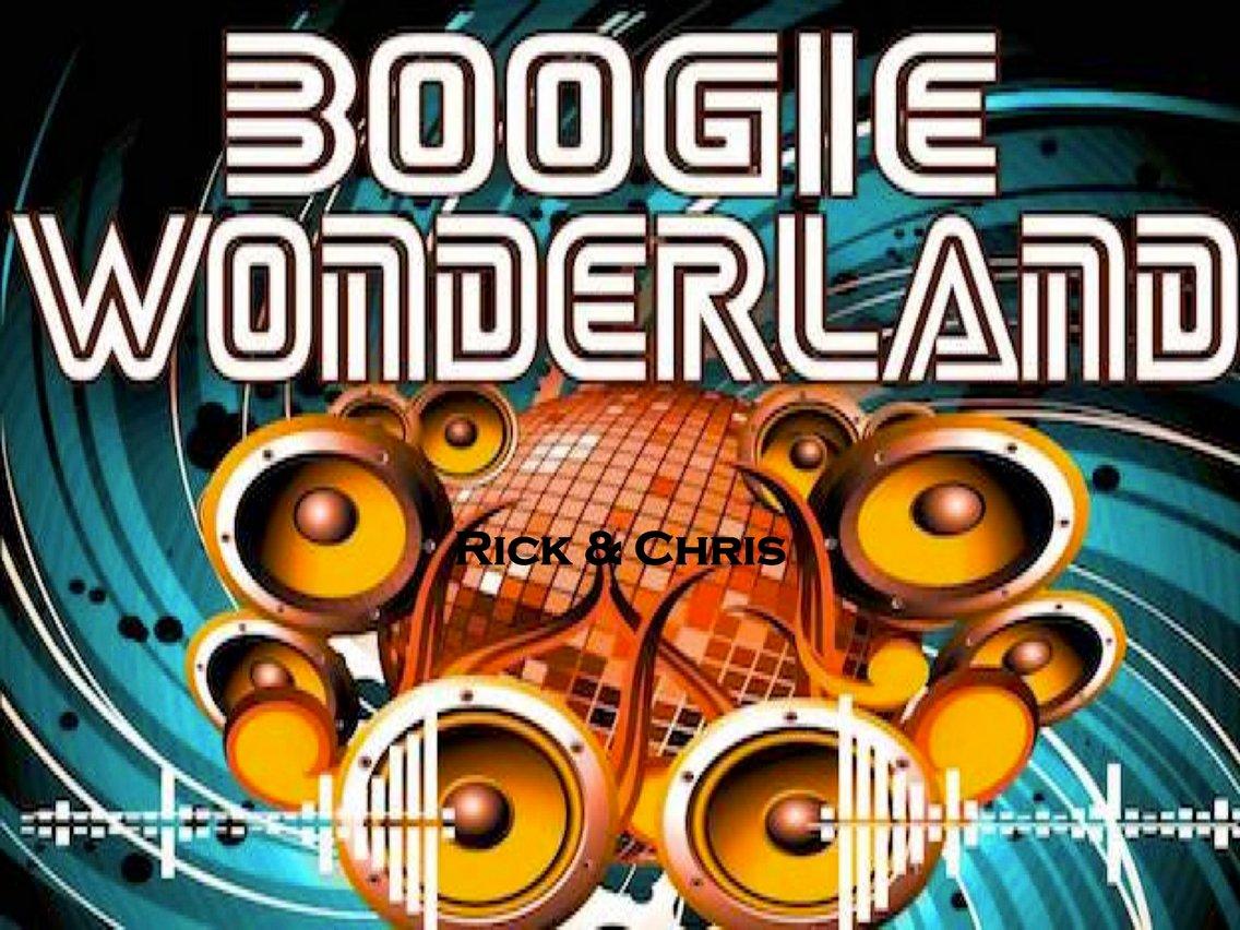Boogie Wonderland - imagen de portada