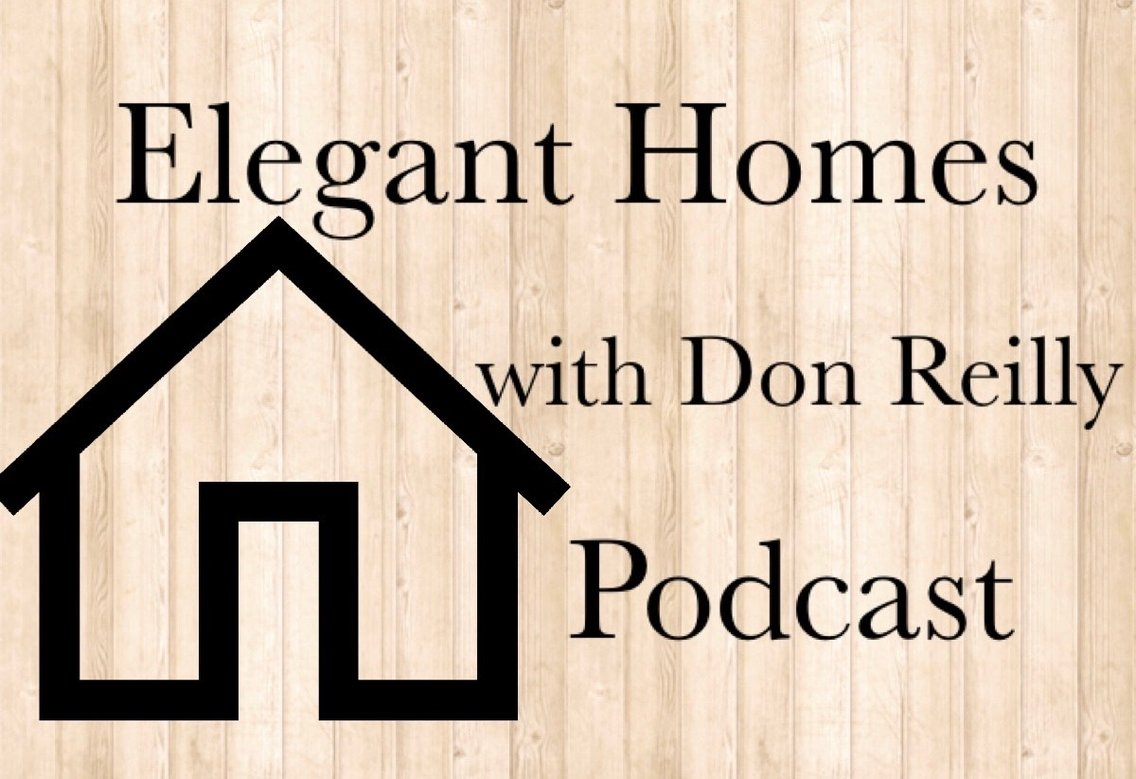 Elegant Homes with Don Reilly - Cover Image