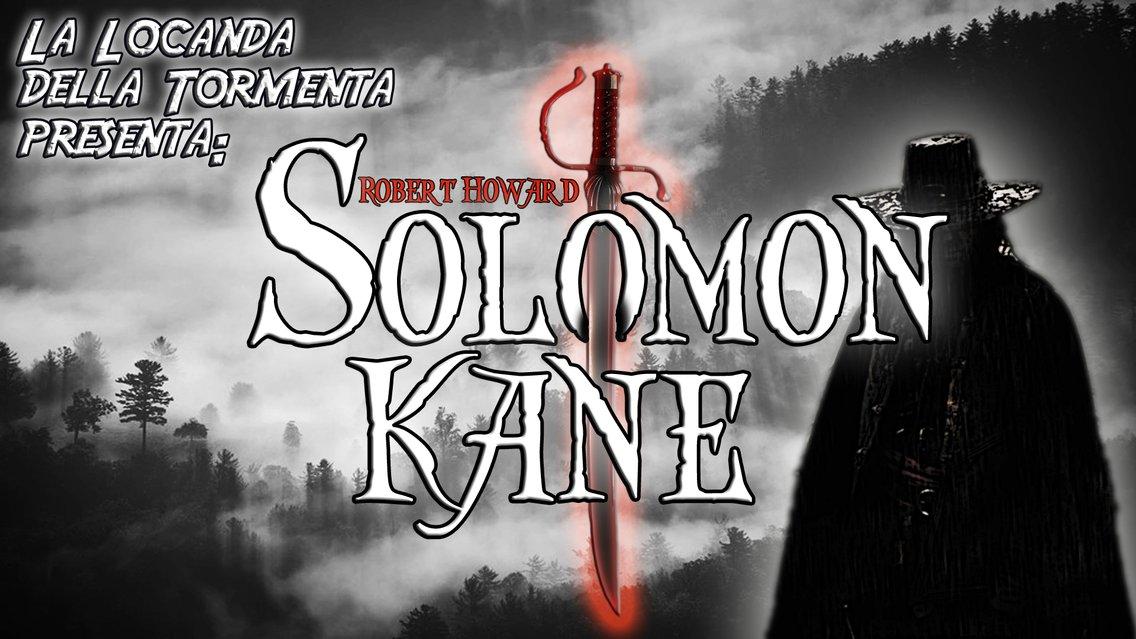 Audiolibro Solomon Kane - R.E. Howard - immagine di copertina