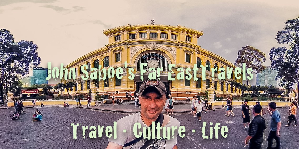 Far East Travels Podcast - Cover Image