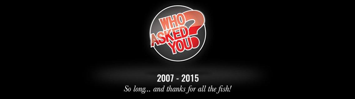 Who Asked You? - immagine di copertina