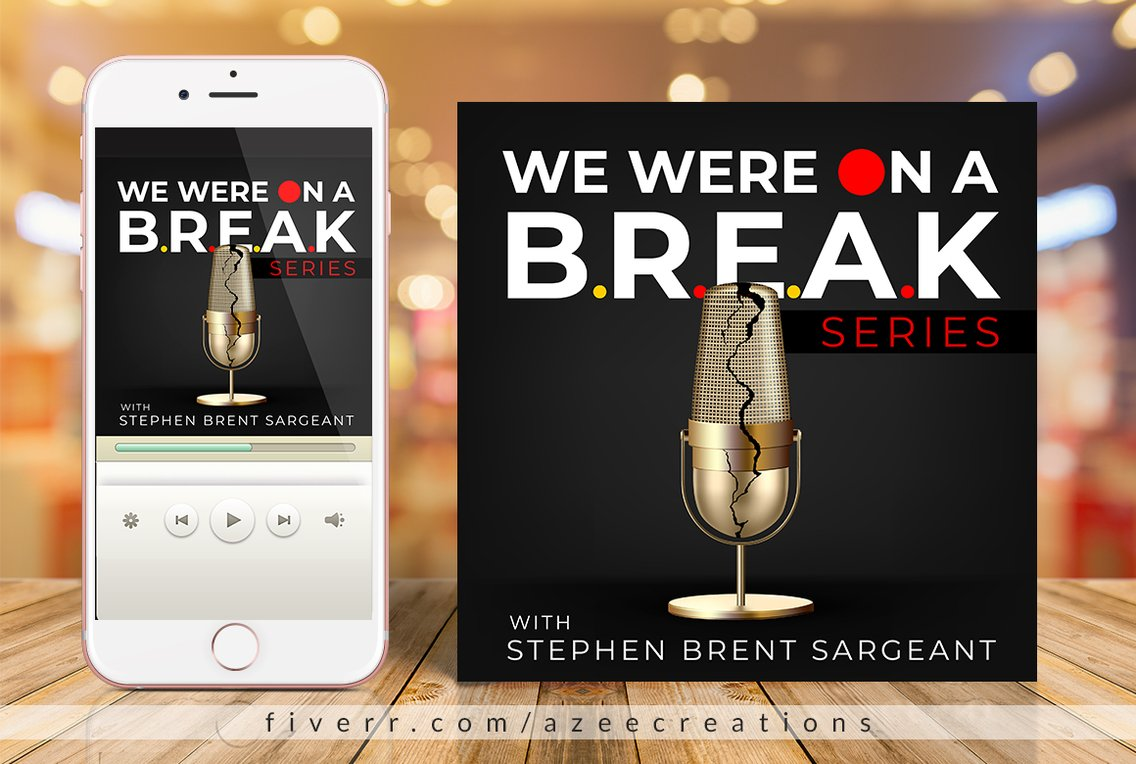 We Were On A Break (Series) - imagen de portada