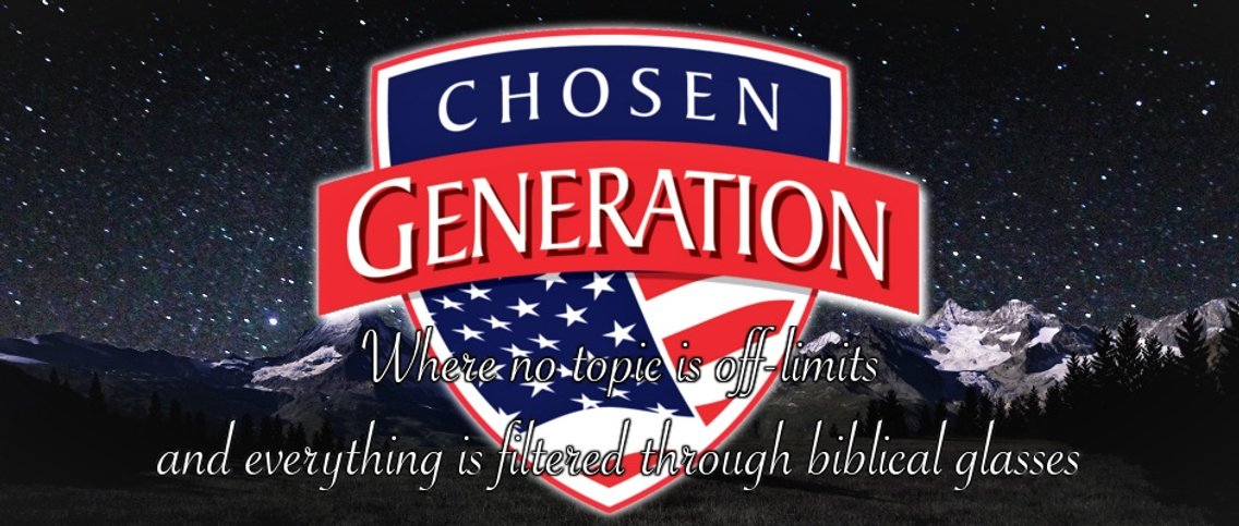 Chosen Generation Most Recent shows - Cover Image