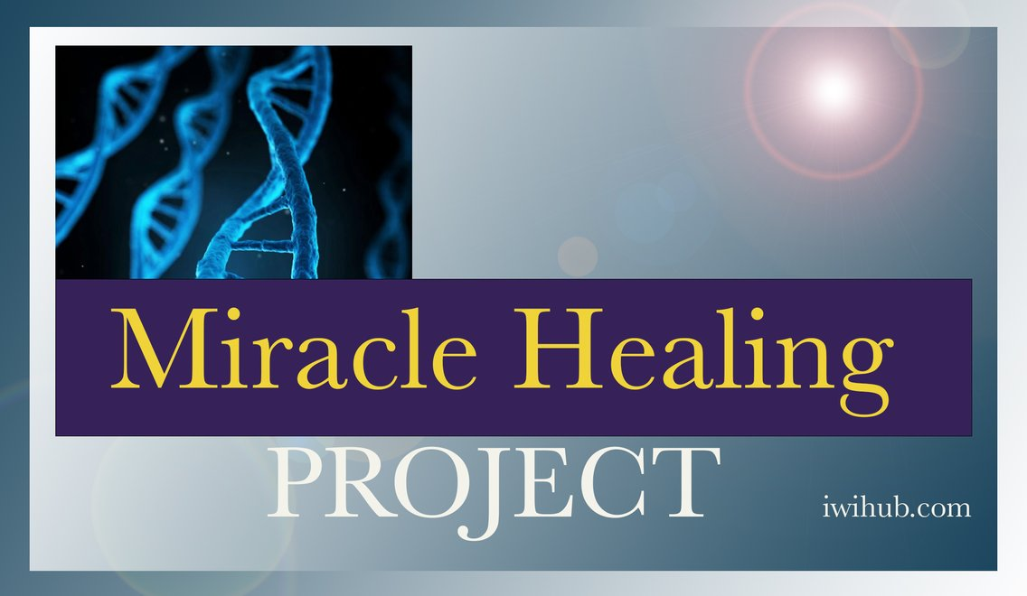 Miracle Healing Intensive 2021 - Cover Image