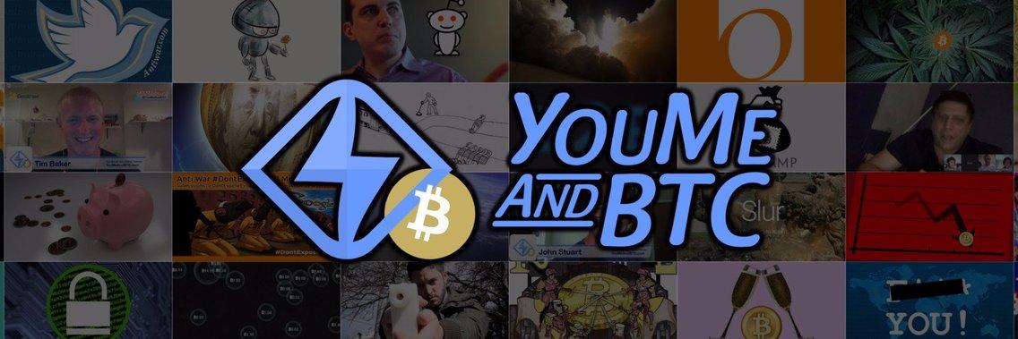 You, Me, and BTC: Liberty & Bitcoin - Cover Image
