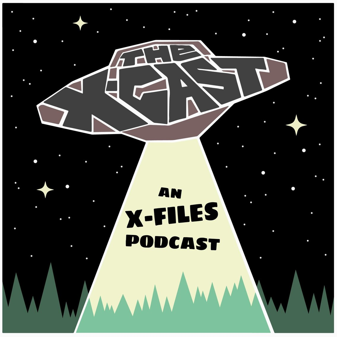 The X-Cast - An X-Files Podcast - Cover Image