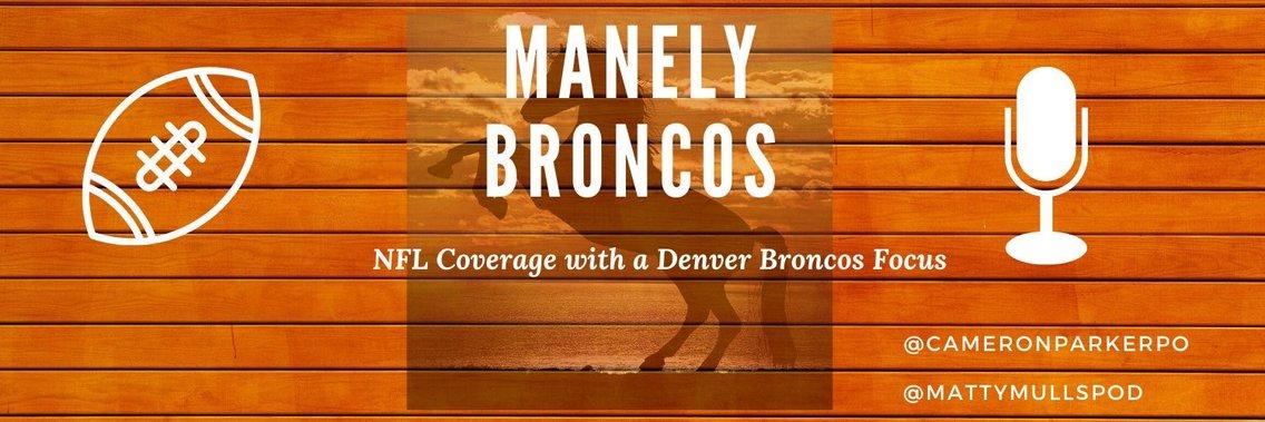 The Manely Broncos Podcast - imagen de portada