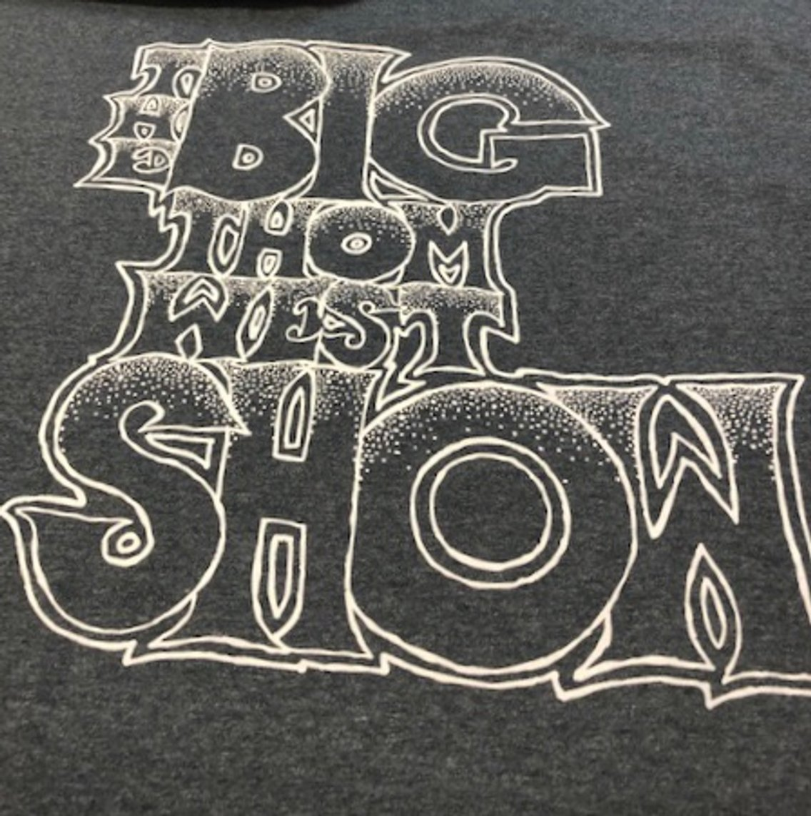The Big Thom West Show - immagine di copertina