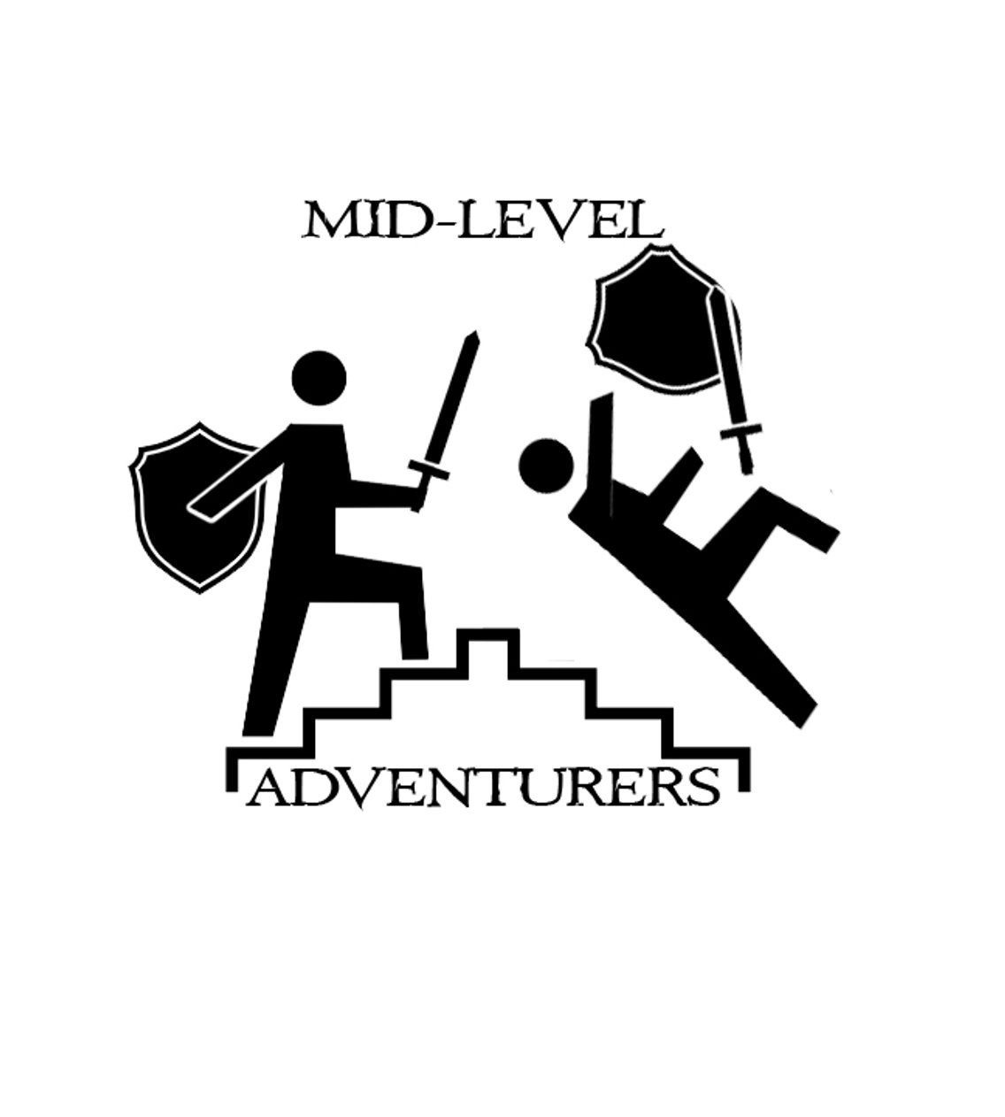 Mid-Level Adventurers - imagen de portada
