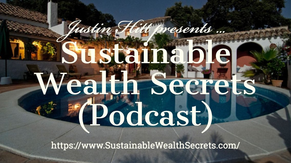 Sustainable Wealth Secrets - Cover Image