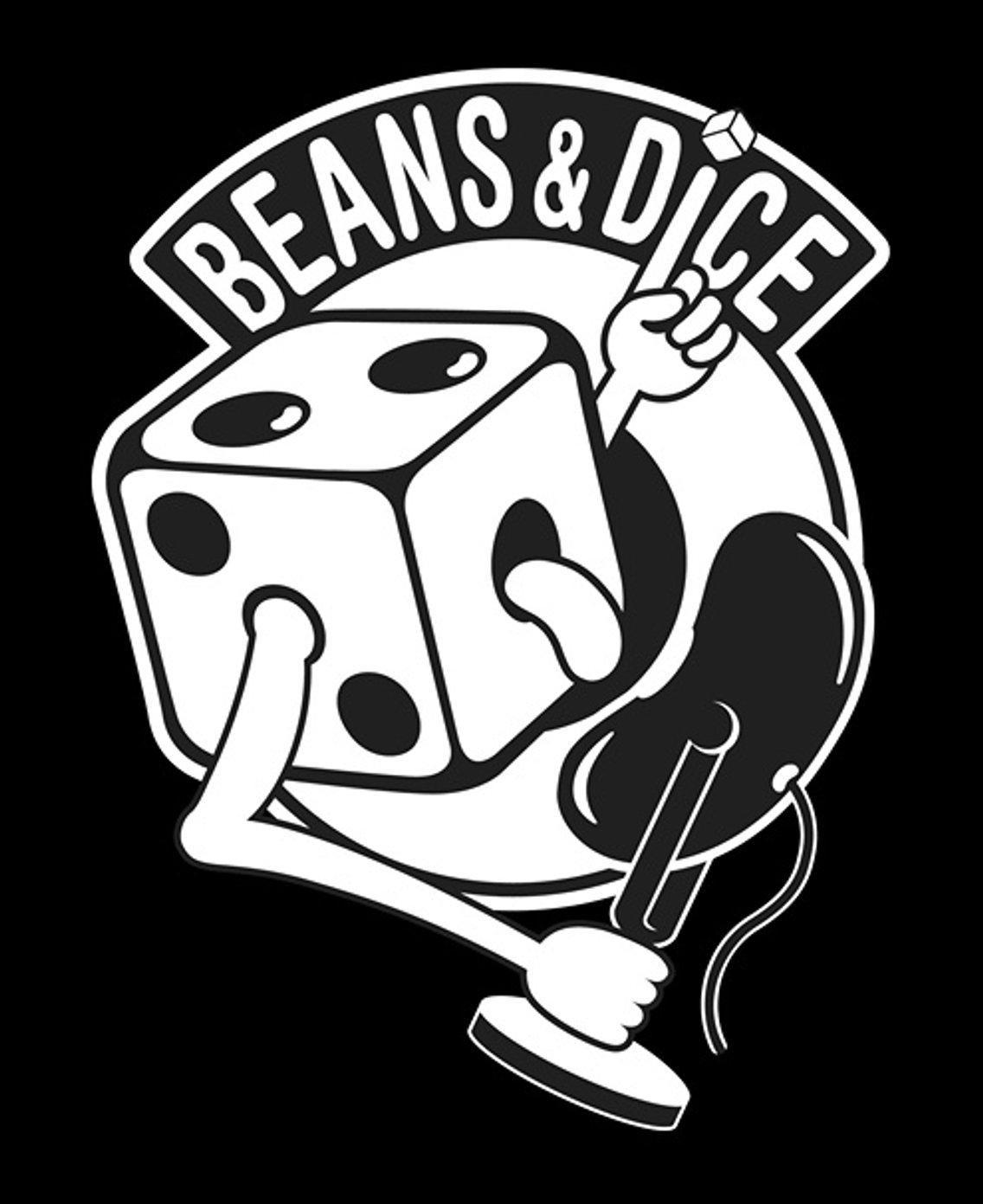 Beans & Dice Podcast - immagine di copertina