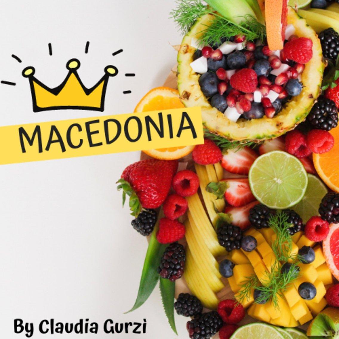 Macedonia - immagine di copertina