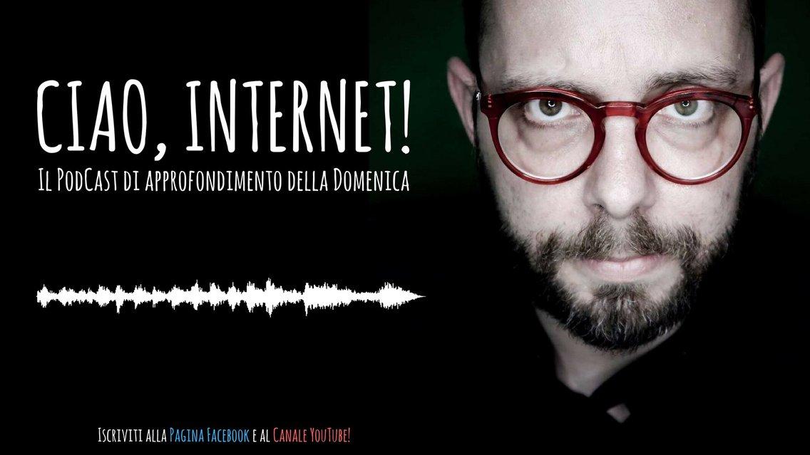 Ciao, Internet! con Matteo Flora - Cover Image