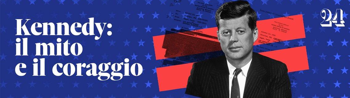 Kennedy: il mito e il coraggio - Cover Image