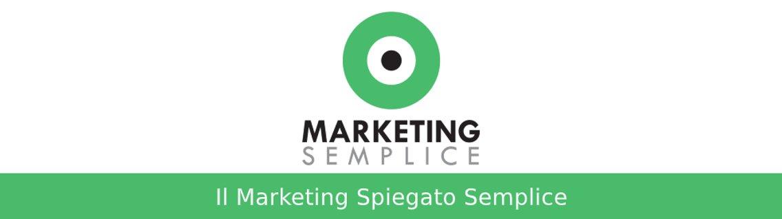Marketing Semplice® - Podcast - Cover Image