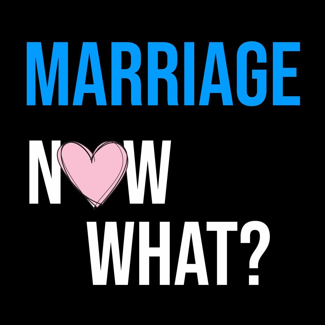 Marriage, Now What? - immagine di copertina