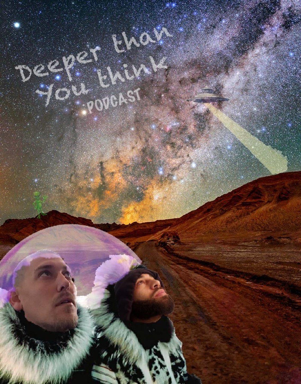 Deeper Than You Think Podcast - imagen de portada