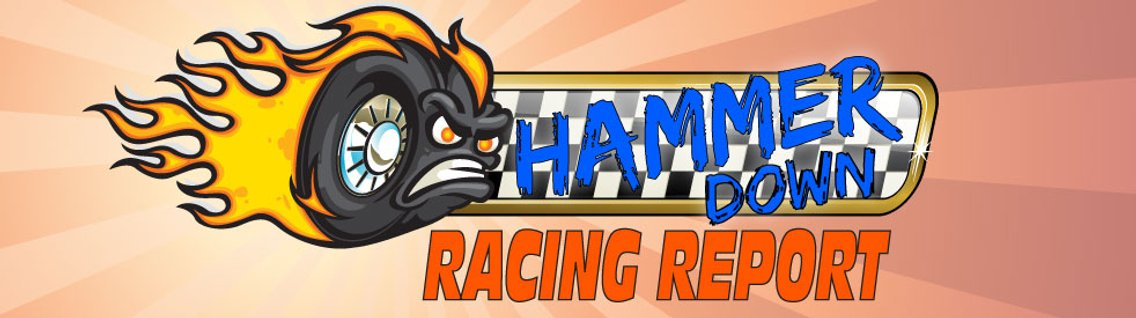 Hammer Down Racing Report - Cover Image