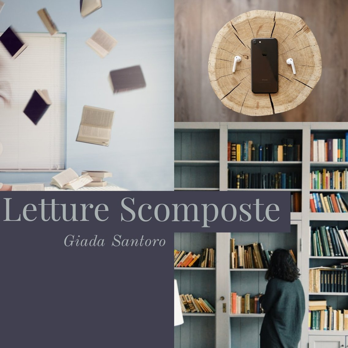 Letture Scomposte - imagen de portada