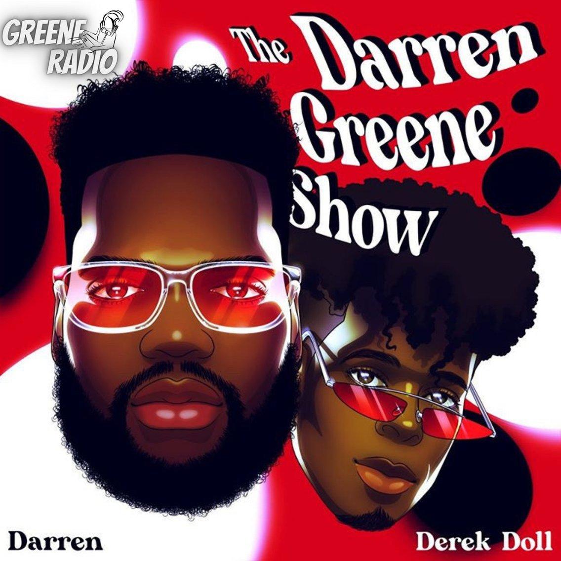 The Darren Greene Show - imagen de portada