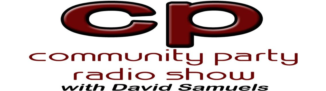 Community Party Radio Show - imagen de portada