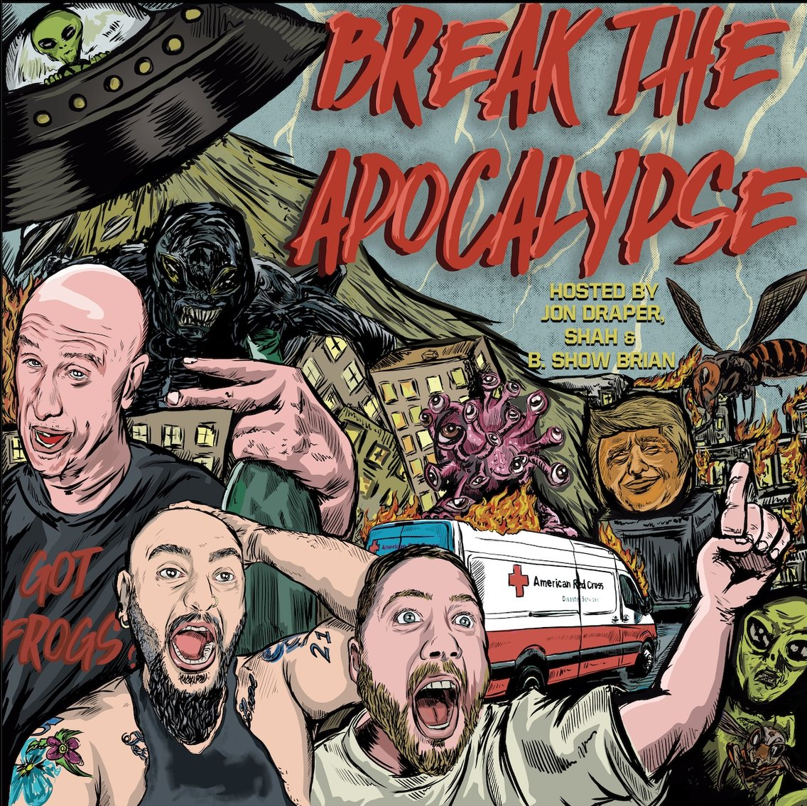 Break The Apocalypse - immagine di copertina