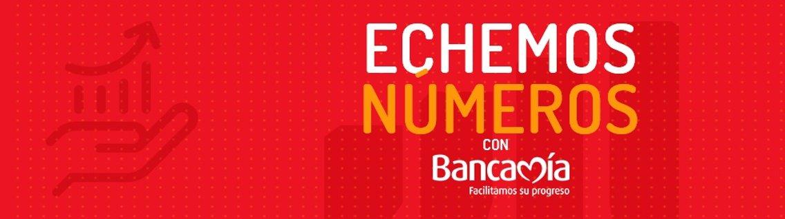 Echemos números con Bancamía - Cover Image