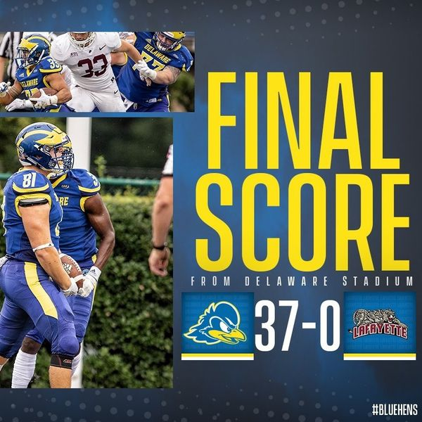 Blue Hens Radio - Game Highlights & Recap - UD vs. Lafayette