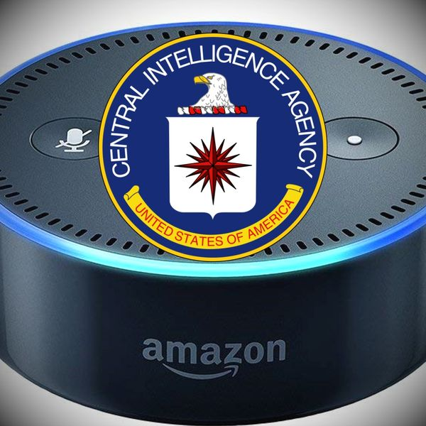 Geek Therapy Radio - Alexa, are you working for the CIA?