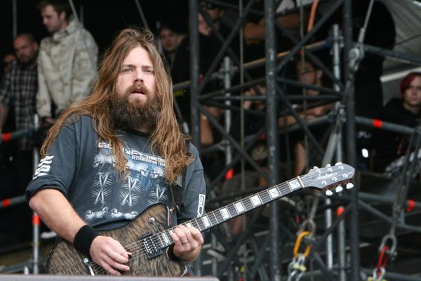 DOMK - DOMKcast with Mark Morton of Lamb Of God