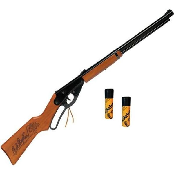 image for You'll shoot your eye out! How dangerous WAS Ralphie's Red Ryder?
