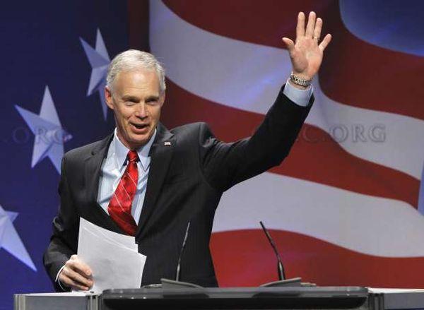 Ross Kaminsky - Senator Ron Johnson on the border/budget compromise