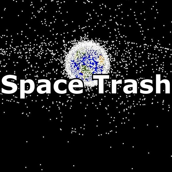 Geek Therapy Radio - Space Trash: What is it? What can we do about it?
