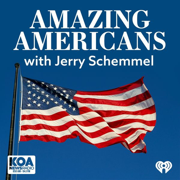 Amazing Americans with Jerry Schemmel Blog - Jim Cederberg