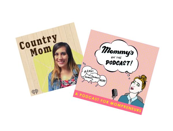 Brittany  - Country Mom Podcast meets Mommy's on the Podcast