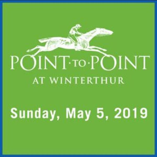 Christa Cooper - 41st Annual Point to Point - Save the Date!