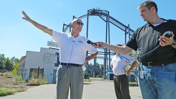 Terry Meiners - Ed Hart talks about yesterday's Kentucky Kingdom pass giveaway