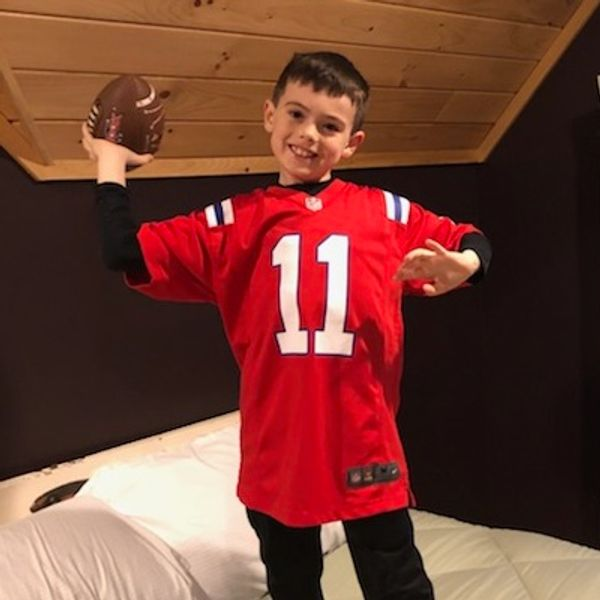 Jessica - My 7 Year Old Nephew Has Advice For The Pats