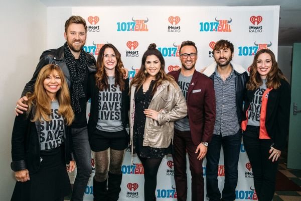 Amanda Jo - Lunch Date with Lady Antebellum