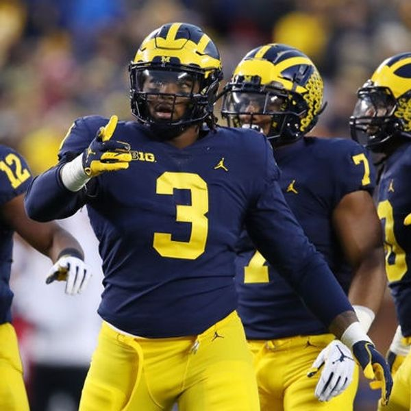 The Insider - Michigan Football player's mom calls into Big Drew and Jim