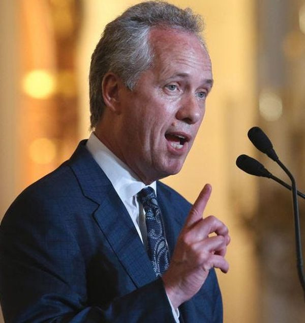 Terry Meiners - Mayor Greg Fischer talks sanctuary cities, racism, and the budget