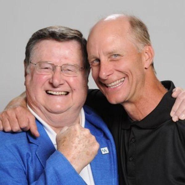 Terry Meiners - Old Joe is happy Duke lost