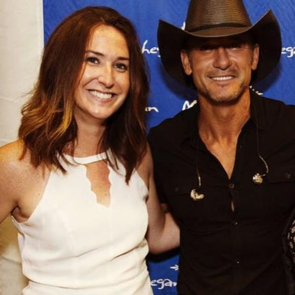 Amanda Jo - Lunch Date with Tim McGraw - Grit & Grace Out Today