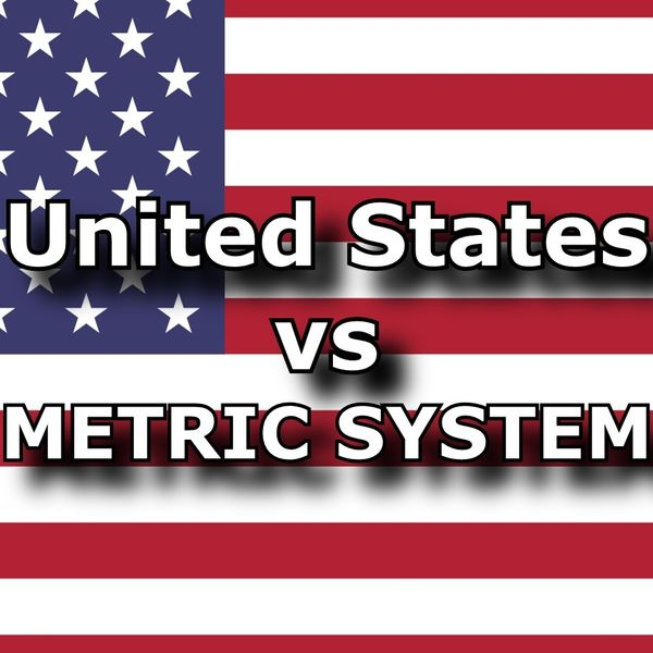 Geek Therapy Radio - Why Don't Americans Use the Metric System?