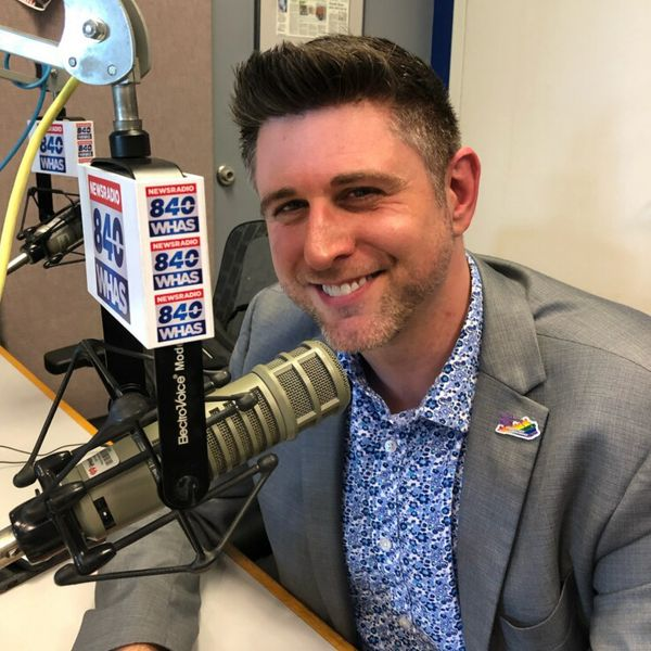 Terry Meiners - Chris Hartman of the Fairness Campaign talks KY Pride 2019