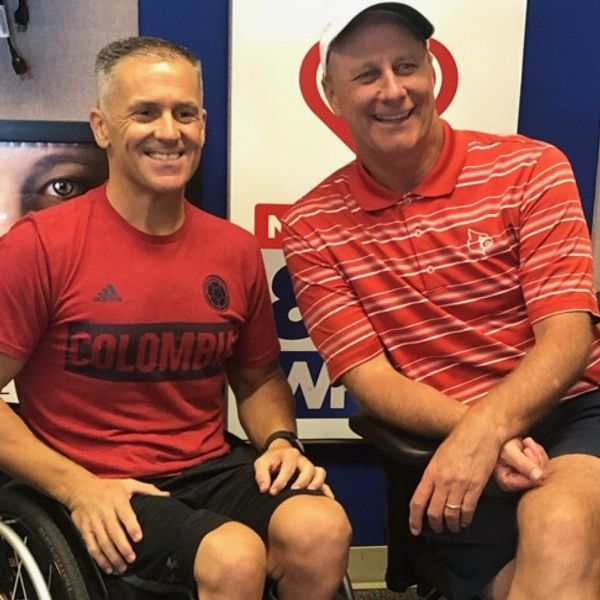 Terry Meiners - Jimmy Green previews the National Veterans Wheelchair Games