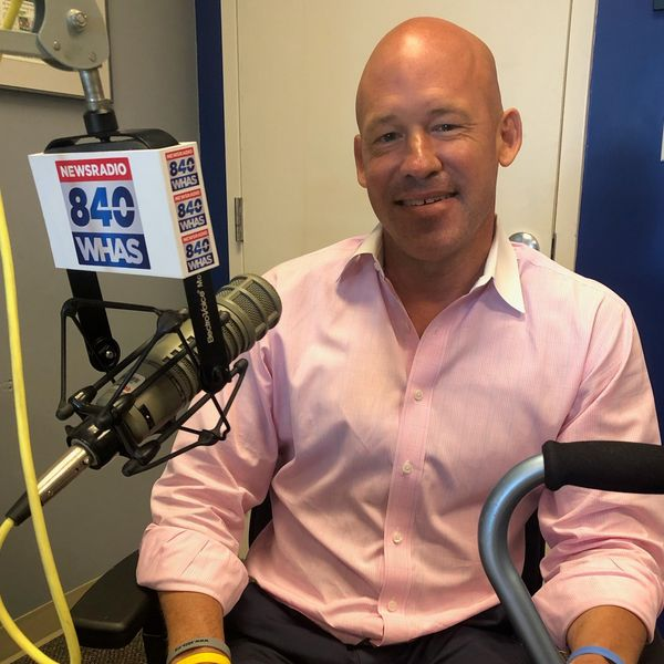 Terry Meiners - Tyler Beam tells his story of surviving brain cancer for 20 years