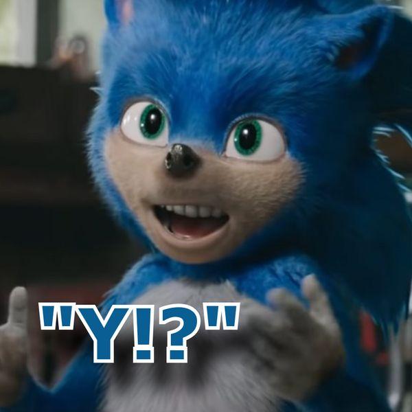Geek Therapy Radio - Sonic the Hedgehog Movie   AAAAAA! HOLYCRAPKILLITWITHFIRE!!!!